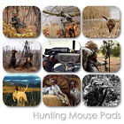 HUNTING WEAPONS DOG BOW CUSTOM MOUSE PAD PERSONALIZED PHOTO MOUSEPAD  (HM-01)