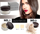 NIB Laura Mercier No.1 No.2  Loose Setting Face Powder Translucent 1oz