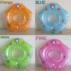 Inflatable Bath Circle Newborn Neck Float Infant Baby Swimming Swim Ring Safety