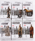 DIY Terracotta Army the resurrection Corps toy pino archaeological
