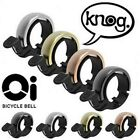 Knog Oi Classic Edition Bike Bell - Small Bicycle Bell - Choice Of 4 Colours