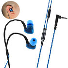 Plextone S50 Wired 3.5mm HiFi Noise-cancelling Headset Sports Earphone with mic