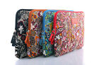 "New Canvas Colorful Design Laptop Case 13""14""15"" Notebook Cover Sleeve Bag Pouch"