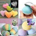 20/30Pcs Aluminum Ball Sphere Bath Bomb Mold Mould Cake Stainless Steel Plastic