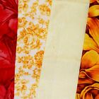 """Fat Quarters - 22"""" X 20"""" ***Lily's and Others*** ONLY £1.00 ea. Quilting Crafts"""