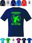 Kids T Shirt Gamer Zombie Hunter Target Short and Long Sleeve Dead Man Walking
