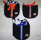 Race Ready Lady Nascar Canvas Purse Bag inside zipper compartment # 20 /26 / 99