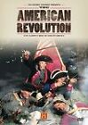 The American Revolution (DVD, 2005, 5-Disc Set)  Used Once