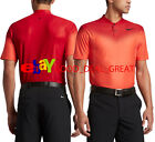 Nike Tiger Woods *TW Zonal Cooling Mobility 2* Golf Shirt 833167-852