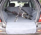 Subaru Forester Extended Boot Liner with extra options Made in UK