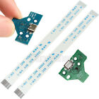 Charging Port Board JDS-011 JDS-001+12 14 Pin Flex Cable For Sony PS4 Controller