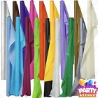 100ft & 250ft Plastic Banquet Roll Party Wedding Catering Table Cover Cloth BBQ