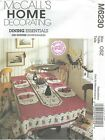 McCall's 6230 Dining Essentials    Sewing Pattern