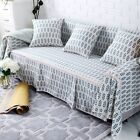 Floral Cotton Linen Slipcover Sofa Cover oAUl Protector for 1 2 3 4 seater ly