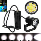 Underwater 150m 10000lm 6x XM-L2 LED Diving Flashlight Torch 18650 Waterproof