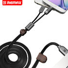 Remax Fast Charging Cable For iphone Samsung Dual Mobile Phone Charge 2.1A 1M