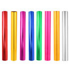 """1.5 x 11.8"""" Aluminum Relay Race Track & Field Baton for Training Competition"""