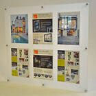 Notice Display Boards | Wall Mounted Display Board | Information Holder - UK
