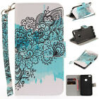 Luxury Fashion Leather Card Flip Wallet Case Stand Cover Pouch For Various Phone