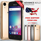 BLU Advance 4.0 L3 METAL Android 6 0 Marshmallow 4G Dual SIM Unlocked GSM A110U