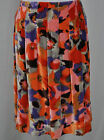 Skirt women floral print size 02 Graphic Etcetera