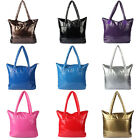 Donna Borsa A Tracolla Casual Tote Nylon Fashion Idea Regalo