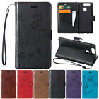 Magnetic Leather Stand Wallet Card Case Cover For HUAWEI Mate 8 Honor 5X 7i P9/8
