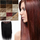 6A Grade 100% Remy Real Human Hair Extensions Wire Headband Hair Extensions 80G