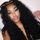 New Fashion bundles black deep curly hair extensions sexy women weave weft hair