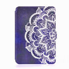 Totem Magnetic Leather Smart Stand Case Cover For Amazon Kindle Paperwhite 1 2 3