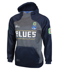 NRL 2017 State Of Origin - NSW Blues - Performance Hoody Jumper - BNWT