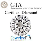 0.43CT G VS2 Round GIA Certified & Natural Brilliant Loose Diamond (6175110813)