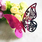 50 Laser Cut Butterfly Table Mark Wine Glass Name Place Card Wedding Party Decor