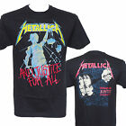 METALLICA - AND JUSTICE FOR ALL - Official Licensed T-Shirt - New 2XL ONLY