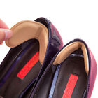 2X Sticky Fabric Shoes Back Heel Inserts Insoles Pads Cushion Liner Grips PR