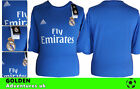 *13 / 14 - ADIDAS ; REAL MADRID AWAY  SHIRT SS / = SIZE*