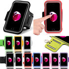 Fancy Running Jogging Sport workout Gym Armband Case Cover for Apple iphone 7
