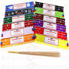Genuine Satya Said Baba Nag Champa Incense Joss Burn Sticks 15G Multiple Scents