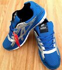New Men Women Blue Orthopaedic Diabetic Shock Light Cross Trainer Run Shoe Size