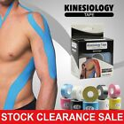 4x5cm*5m Rolls Kinesiology tape Elastic Sports Tape Injury Muscle Physio Support