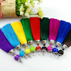 "11 colour 2""3/4(7cm) Length w/Bean Clasp Tassel Fringe Fashion Tassel Trim (B12)"