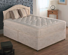 Royal Deluxe Orthopaedic Divan Bed available in 3 sizes single,double,king size