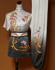 Embroidery Performance Kung fu Tai chi Uniform Martial arts Changquan Suit