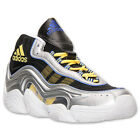 ADIDAS CRAZY 2 LA LAKERS MENS COMFORT BASKETBALL SHOES PURPLE BLACK S83922