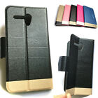 "Luxury PU Leather Case Cover For Jitterbug Smart Easy-to-Use 5.5"" Smartphone"
