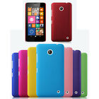 New Ultra Thin Matte Back Hard Phone Case For Nokia Lumia 630 635