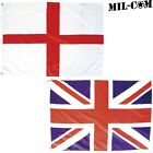MIL-COM LARGE 5FT X 3FT FLAG BRITISH UNION JACK ST GEORGE