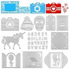 Metal Cutting Dies Stencil Scrapbook Paper Cards Craft Embossing DIY Die-Cut