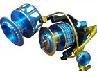 All stainless steel Spinning Reel 16+1 Ball Bearings Parallel Line Wining Reel