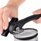 1Pcs Red Smooth Edge Can Opener Professional Effortless Manual Handy